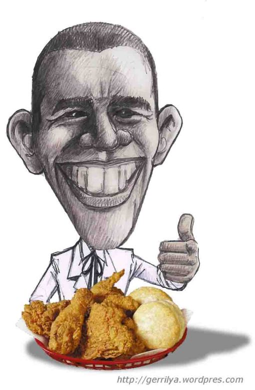 obama's fried chicken 2